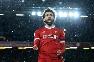 Liverpool's Mo Salah has been a rare joy.