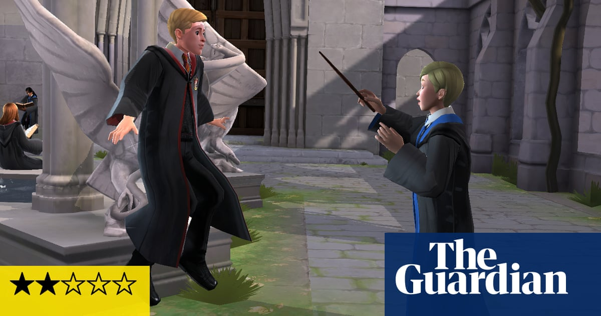 Harry Potter: Hogwarts Mystery review: a shameless shake