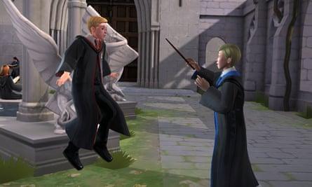 Harry Potter: Hogwarts Mystery.