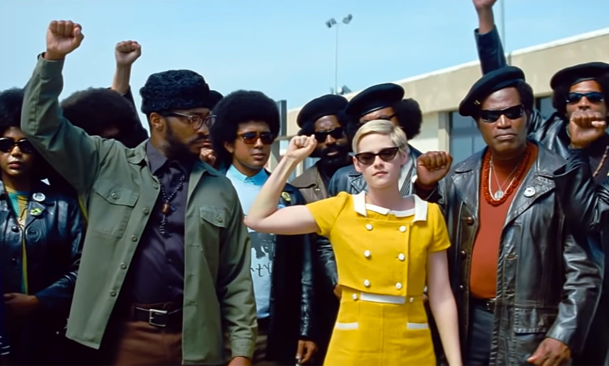 How Hollywood feted the black power movement – and fell foul of ...