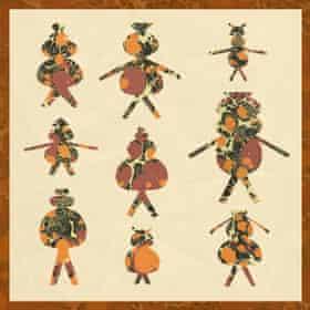 Future Folk: Friendly Faces; Different Spaces album cover.
