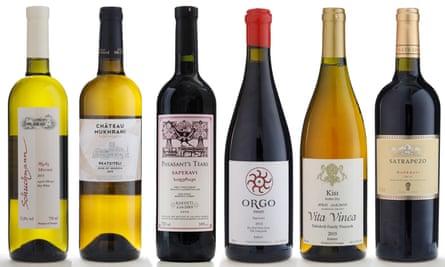 Six of the best Georgian wines