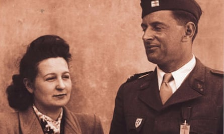 Cécile and Henri Rol-Tanguy. They worked in tandem and he led the irregular French forces in the Paris insurrection of August 1944