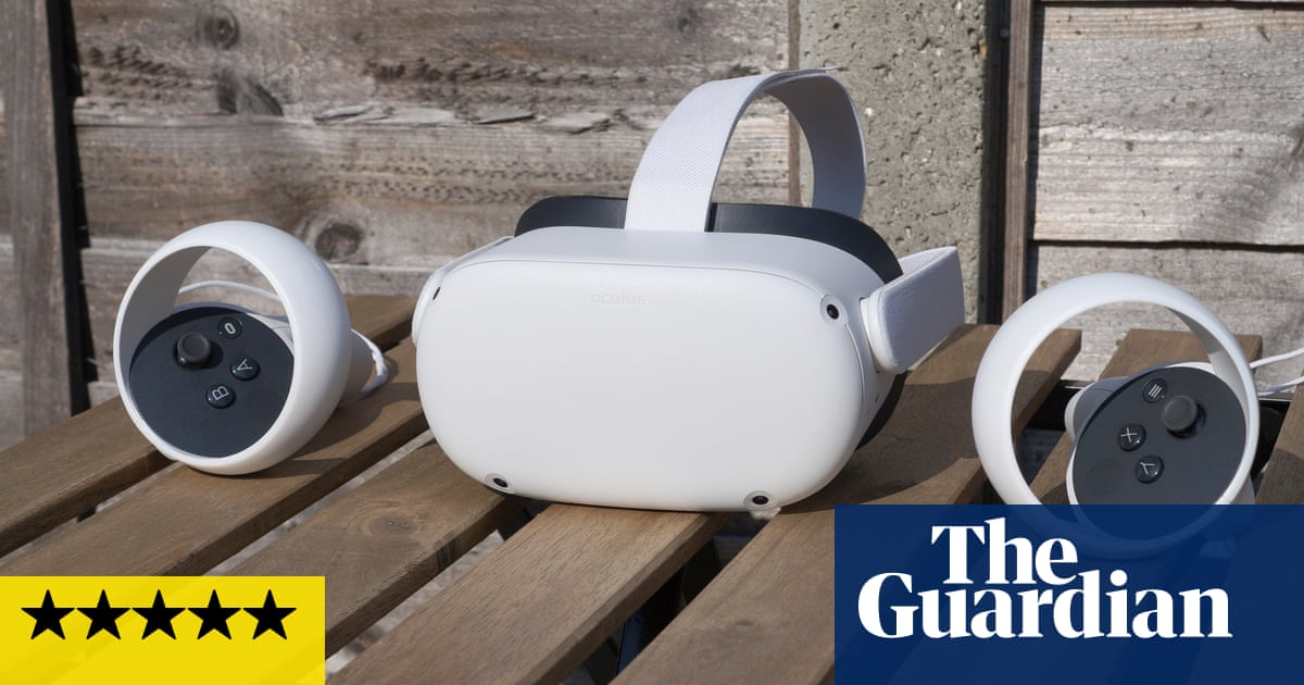 Oculus Quest 2 VR headset review: the virtual escape from Covid-19 we need? thumbnail