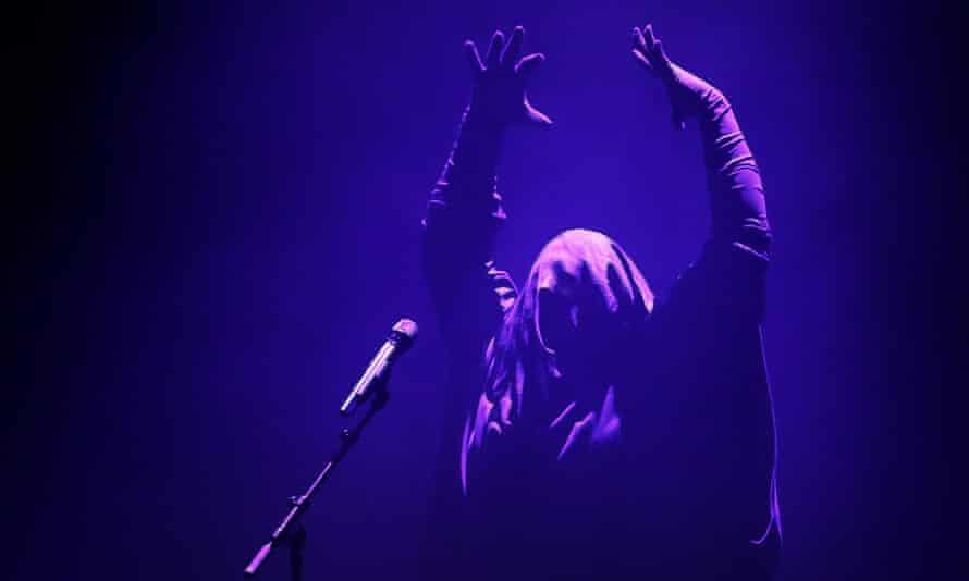 Anohni's new album is called Hopelessness.