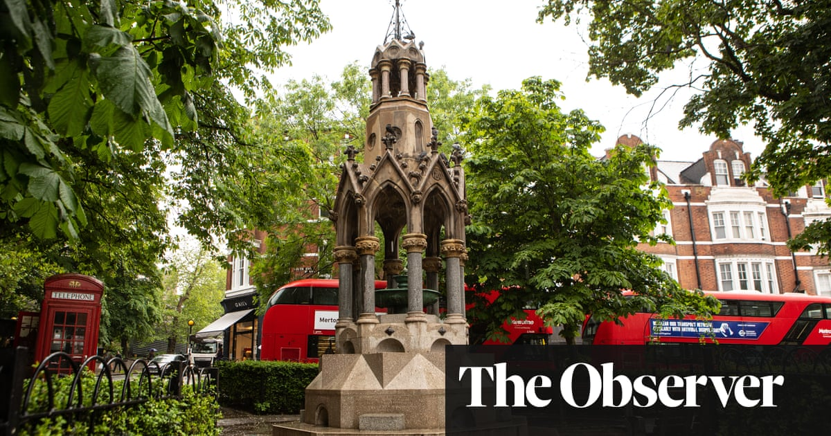 Water fight: the battle for London's Victorian drinking fountains