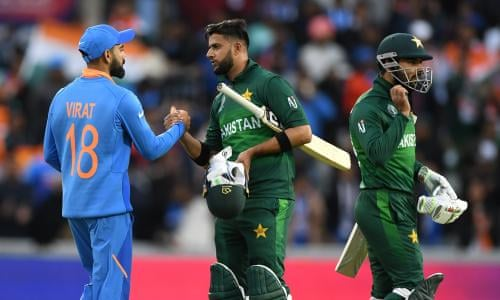 India beat Pakistan by 89 runs (DLS): Cricket World Cup 2019