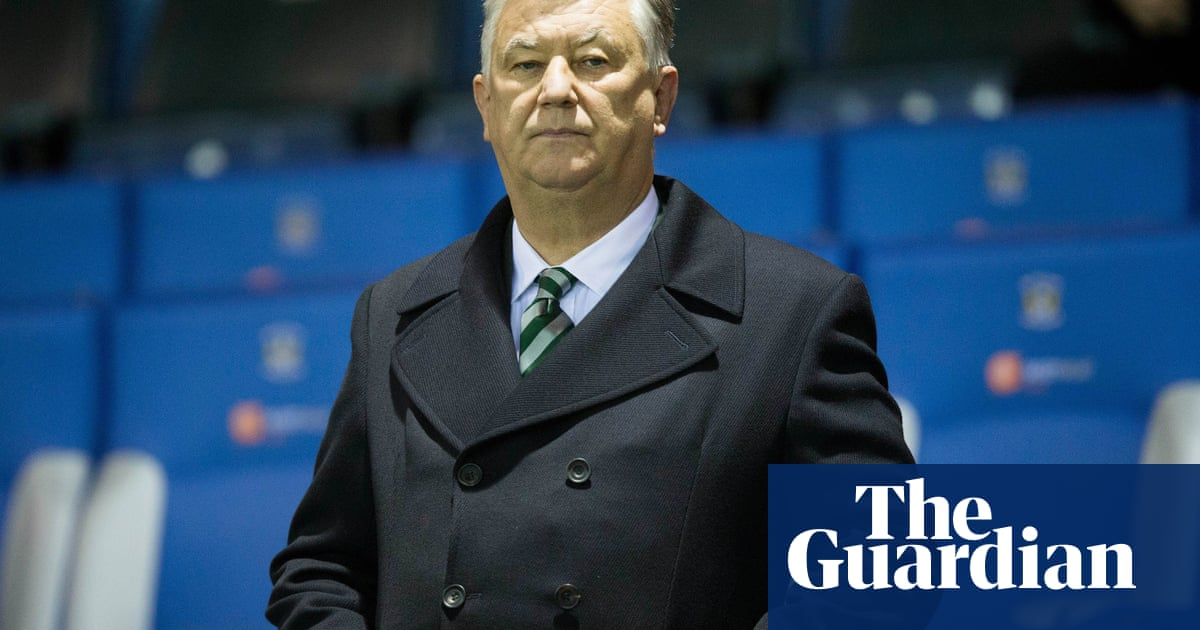 Celtic chief executive thanks fans for support after arson attack