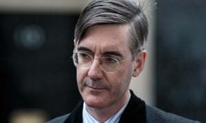 Jacob Rees-Mogg, the European Research Group's head, claims the UK has nothing to fear from trading on WTO terms.