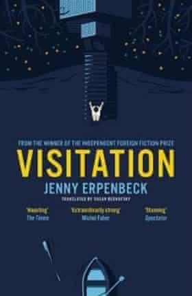 Jenny Erpenbeck book cover, Visitation
