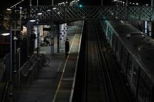 After dark lockdown in Bromley