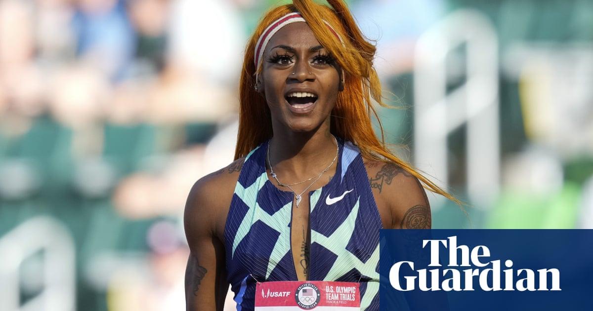 Sha'Carri Richardson left off US relay team, dashing last hope for Olympics