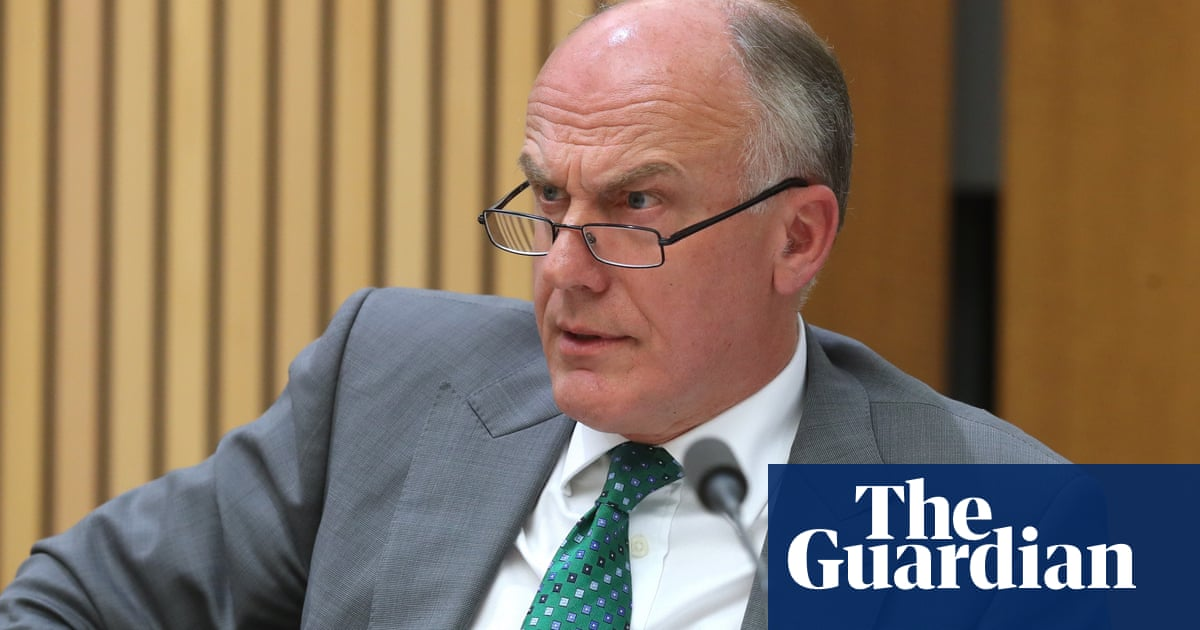Eric Abetz compares The Conversation to Nazis over stance on climate change denial - The Guardian