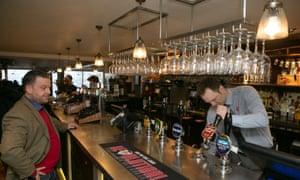 A Wetherspoon pub