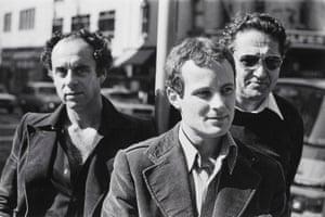 CAROL JERREMS Ralph Gibson, John Williams and Bill Heimerman (1977)