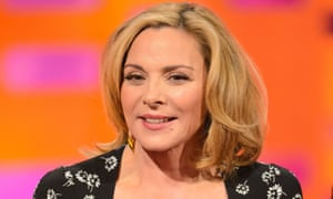 Film and TV star was the first of five guest editors of Woman's Hour this week.