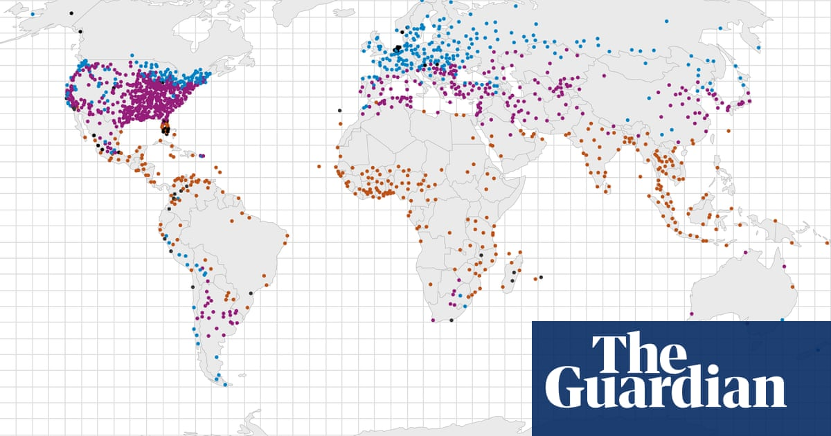 Which cities are liveable without air conditioning?   Cities   The