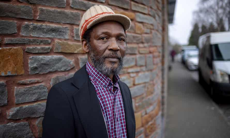 Trevor Donald, who spent nine years stuck in Jamaica