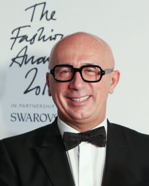 Marco Bizzarri, president and chief executive of Gucci.