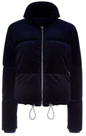 Jacket, £49.99, by New Look.