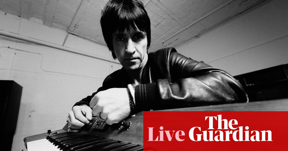 He Cant Destroy History Johnny Marr On Veganism Man City And
