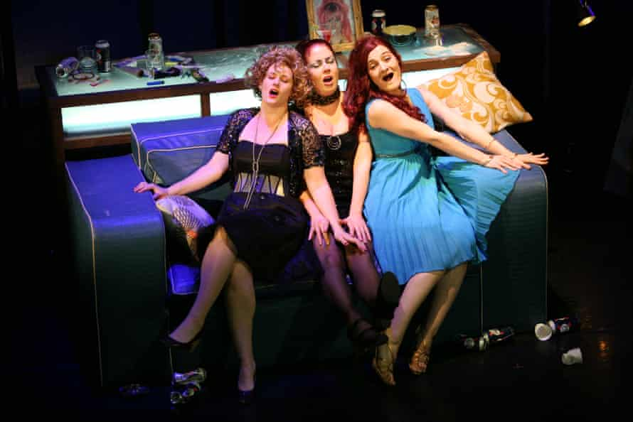 Independent Opera's 2007 production of Maconchy's The Sofa at Sadler's Wells