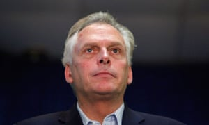 Virginia governor Terry McAuliffe, who vetoed the original bill last year.