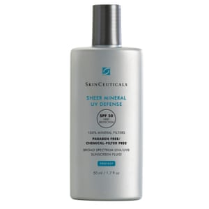 Skinceuticals Sheer Mineral UV Defense from face the future