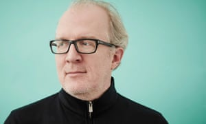 American playwright and actor Tracy Letts