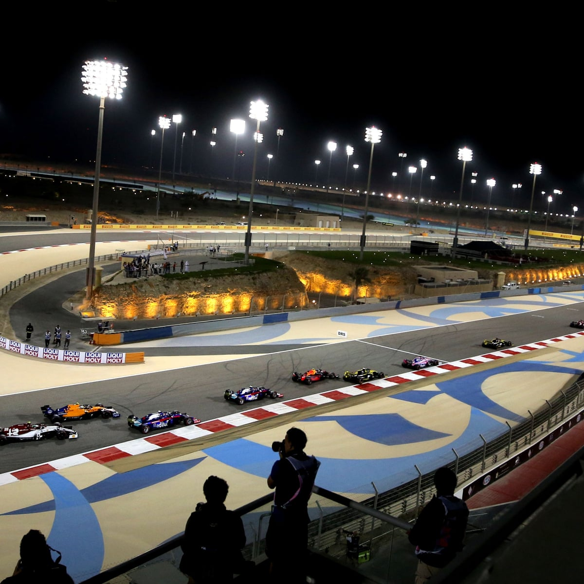 F1 Confirms Rest Of 2020 Season With Races In Turkey Bahrain And Abu Dhabi Formula One The Guardian
