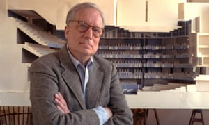 One of the most influential figures in 20th-century architecture ... Robert Venturi in his office in 1991.
