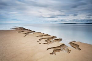 Tony Higginson: Shifting Sands, at Silverdale, Lancashire, which has won the Your View 2016