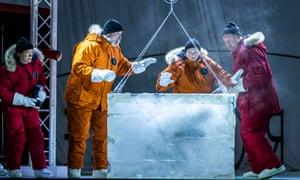 Stuart MacRae's Anthropocene, staged by Scottish Opera 2019.