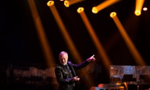 650 people basking in the full beam of his attention … The Graham Norton Show.