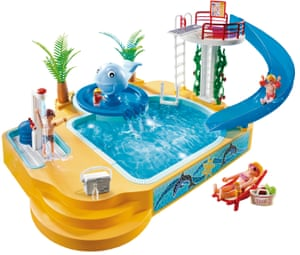 Top five playmobil products in pictures life and - Playmobil swimming pool best price ...
