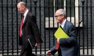 Chief Medical Officer for England, Chris Whitty and Government Chief Scientific Adviser Sir Patrick Vallance answered questions before the Lords science committee.