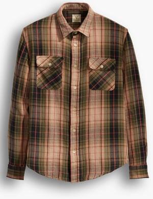 Shirt, £190, Levi's Vintage