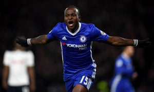 Victor Moses's revival mirrors that of a resurgent Chelsea team.