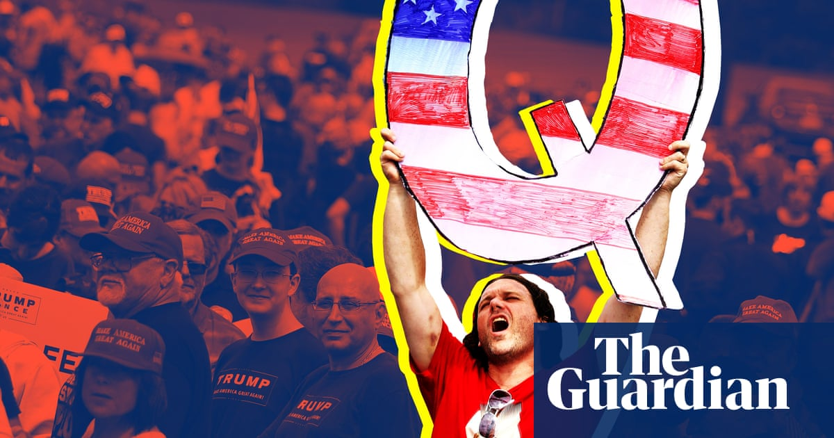 What is QAnon and why is it so dangerous? – video explainer - the guardian