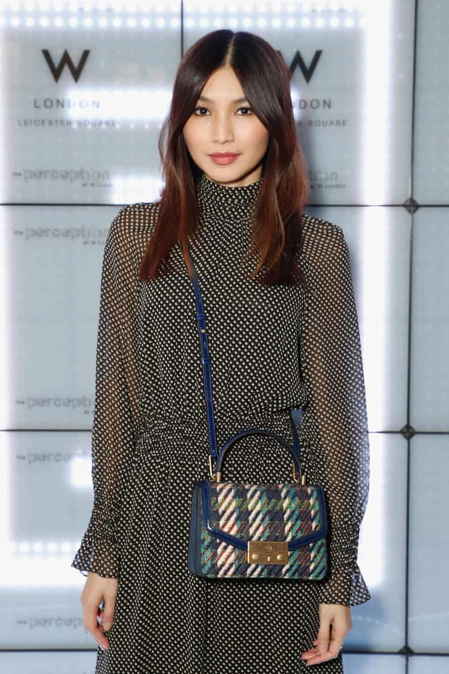 Actress Gemma Chan