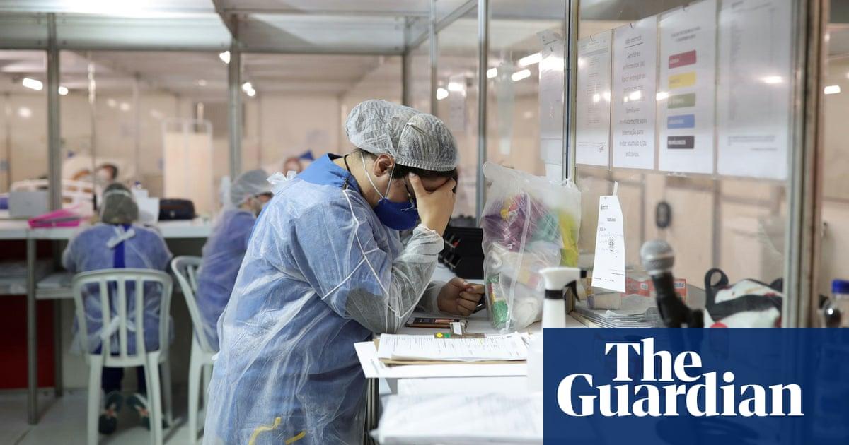 Hospitals in Latin America buckling under coronavirus strain