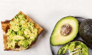 Avo toast ... sharp, hot flavours and crunchy textures dance like excited fireflies around the rich, soft avocado core.