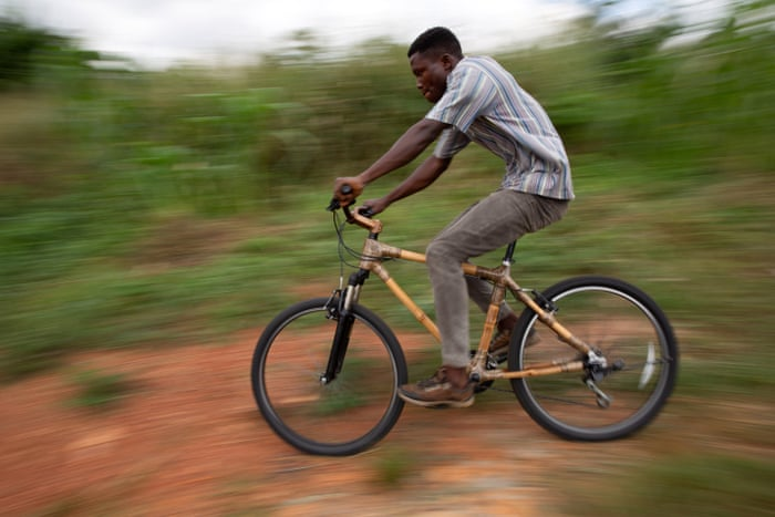 Fraud Fighters And Bamboo Bikes The African Innovators Driving Change Global Development The Guardian
