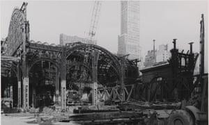The original Pennyslvania Station was demolished in 1964.