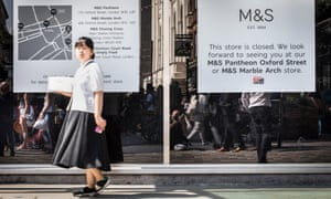 Marks & Spencer in Covent Garden
