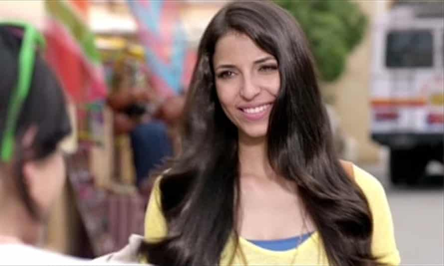 A Sunsilk ad from India showing women travelling independently and playing music in a band