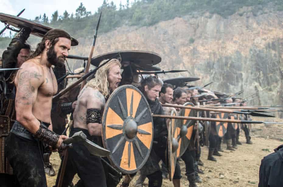 Mainstream appeal … TV saga Vikings.