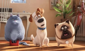 Pets mean prizes ... The Secret Life of Pets: one of the titles bumping admission figures 4.5% since July 2015