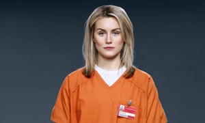 Taylor Schilling as Piper Chapman in Orange is the New Black