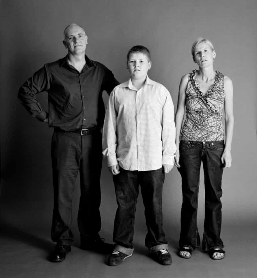 2003: Frank and Sue, 48, Eddie, 12.